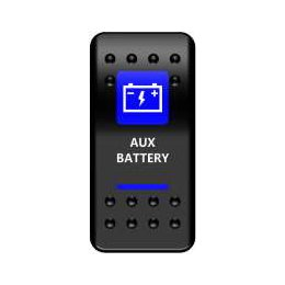 Тумблер AUX Battery (тип A)