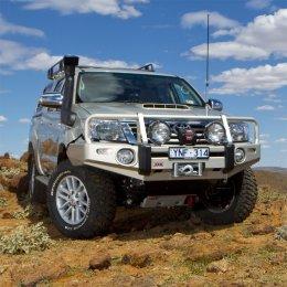 Силовой бампер ARB Delux Toyota Hilux 2011-