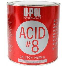 Грунт протравливающий U-POL ACID 8 (банка 1 литр)