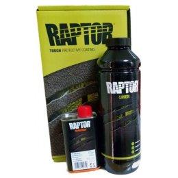 Колируемое защитное покрытие U-POL Raptor (1 литр)
