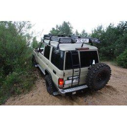 Экспедиционный багажник ARB 1850x1250 с сеткой Toyota Land Cruiser 76