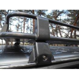 Экспедиционный багажник 2200х1250 Nissan Patrol Y60