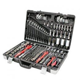 Профессиональный набор инструмента INTERTOOL ET-7176 (176 ед)