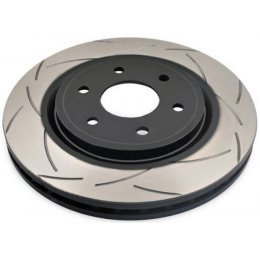 Передний тормозной диск DBA T2 Slot Nissan Pathfinder R52