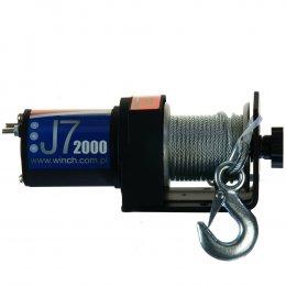 Лебедка электрическая Titanium ATV J7 2000