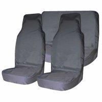 Комплекты чехлов на передние и заднее сиденья