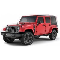 Тормозные диски DBA для Jeep Wrangler JK