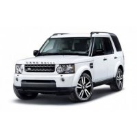 Тормозные диски DBA для Land Rover Discovery 4